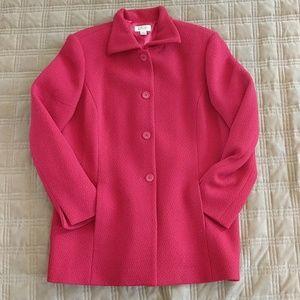 Talbots Wool Pea Coat
